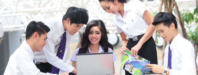กำหนดการเรียนปรับพื้นฐาน โครงการเตรียมความพร้อมเพื่อก้าวสู่สังคมมหาวิทยาลัย วันที่ 19-23 มิ.ย. 2560 คณะศิลปศาสตร์ มทร.พระนคร