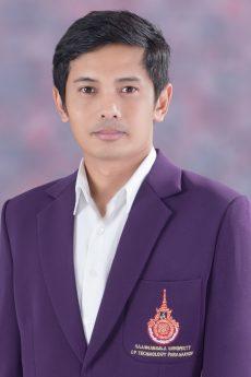 อาจารย์ ดร. ชัยวุฒิ ชัยฤกษ์ ผู้ช่วยคณบดีฝ่ายกิจการนักศึกษา