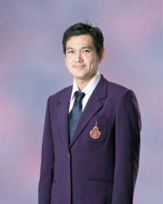 ดร.พงศ์รัชต์ธวัช วิวังสู รองคณบดีฝ่ายวิชาการและวิจัย
