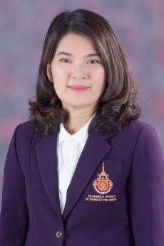 อาจารย์วิไลลักษณ์ ตางาม หัวหน้าสาขาวิชาภาษาไทยประยุกต์