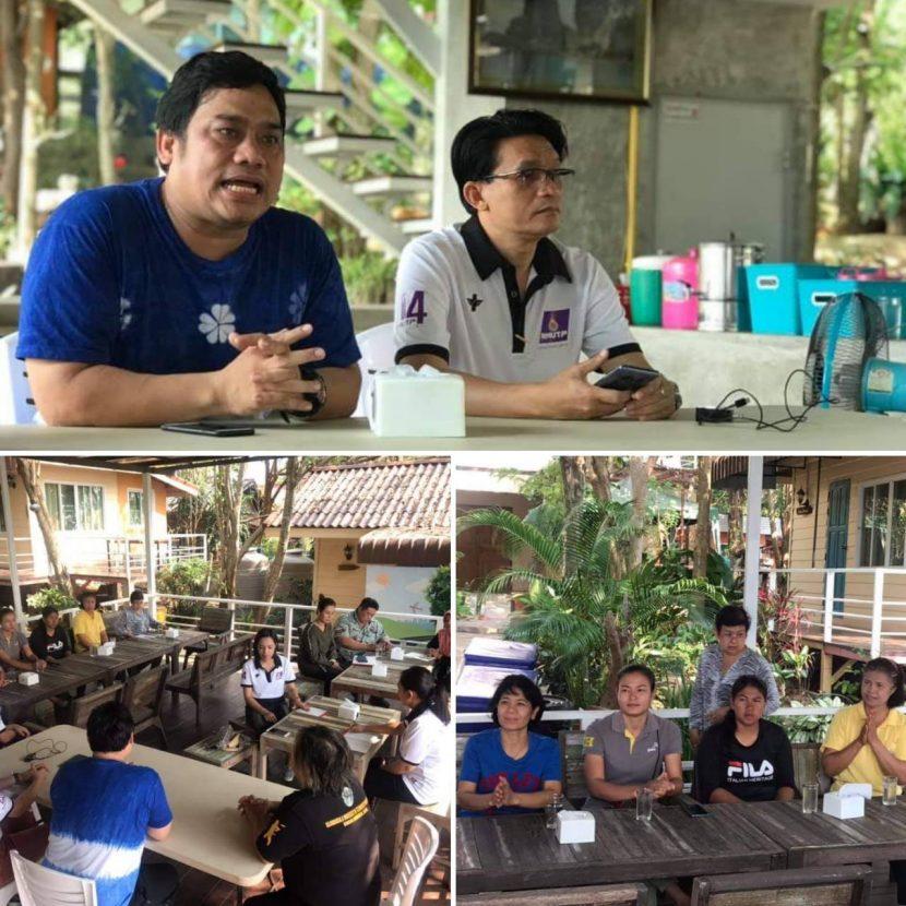 โครงการบริการวิชาการสู่งานบริการด้านการโรงแรม สาขาวิชาการโรงแรม เมื่อวันที่ 21 มีนาคม 2562