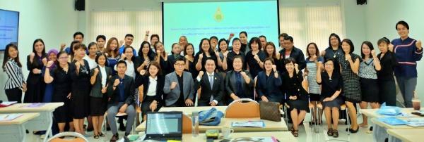 วันที่ 14 มิ.ย. 62 คณบดีคณะศิลปศาสตร์ เป็นประธานเปิดสัมมนาโครงการทบทวนยุทธศาสตร์การพัฒนาคณะศิลปศาสตร์ สู่ประเทศไทย 4.0