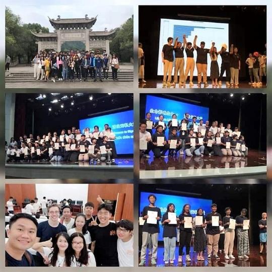 นักศึกษาสาขาวิชาการท่องเที่ยว ชนะเลิศ 2 รางวัล ในโครงการ STEM + Leadership 2019