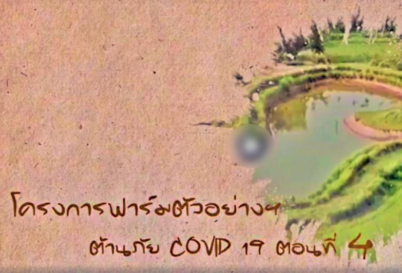 9 ฐานการเรียนรู้ พอกิน พอใช้ 🌳 โครงการฟาร์มตัวอย่างต้านภัย COVID 19 ตอนที่ 4
