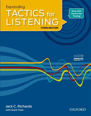 หนังสือ Expanding Tactics for Listening - วิชาการฟังภาษาอังกฤษ  ราคา 292 บาท
