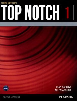 หนังสือ Top Notch 1 - วิชาสนทนาภาษาอังกฤษ  ราคา 352 บาท
