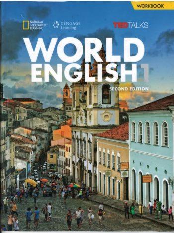 หนังสือ World English1 - วิชาภาษาอังกฤษ 1 ราคา 290 บาท