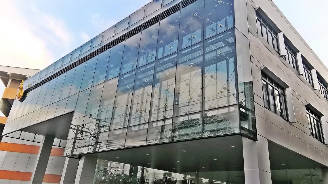 ภาพคณะศิลปศาสตร์ อาคารปฏิบัติการการโรงแรมและท่องเที่ยว คณะศิลปศาสตร์ มทร.พรนะคร